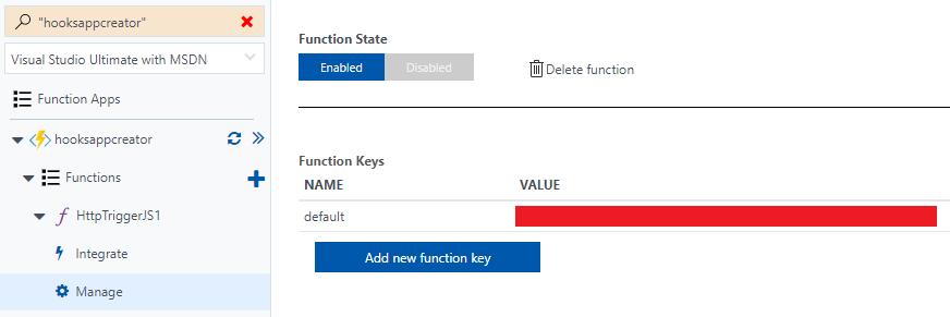 Function key